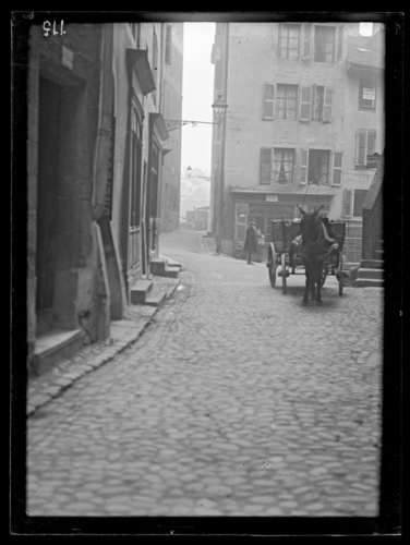 Genève, rue de la Tour-de-Boël