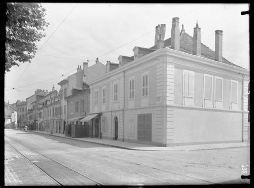 Carouge, rue Vautier