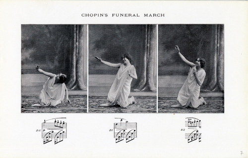 """Magdeleine"": CHOPIN'S FUNERAL MARCH"