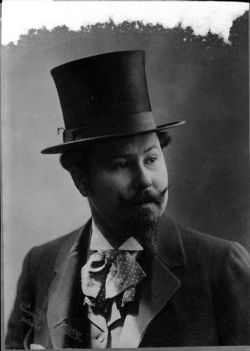 Emile Jaques-Dalcroze (vers 1900)