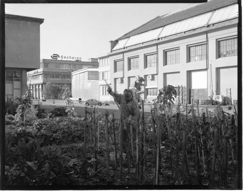 Genève, Sécheron: site industriel des Ateliers de Sécheron