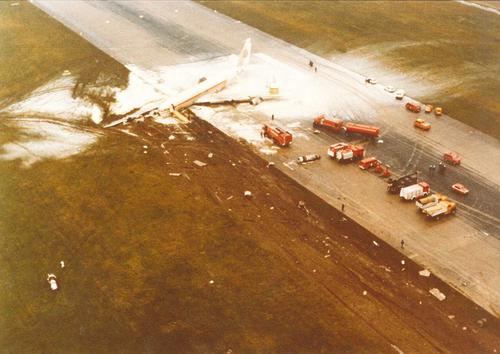 Grand-Saconnex, Cointrin: accident d'avion, Boeing Egypt Air