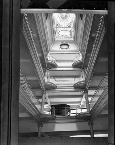 Genève, rue de la Croix-d'Or numéro 4 (intérieur)