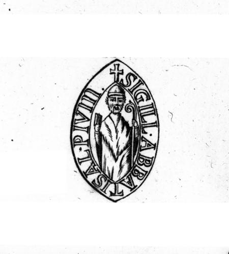 Haute-Savoie, Saint-Jean d'Aulps: sceau de 1211