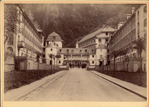 Haute-Savoie, Saint-Gervais-les-Bains: thermes