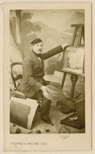 Portrait de François Diday