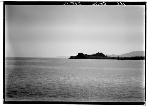 Corfou, citadelle vue de près