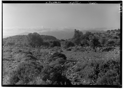Ithauqe, plateau de Marathia