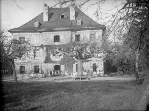 Chêne-Bougeries, chemin de la Paumière: la Pommière