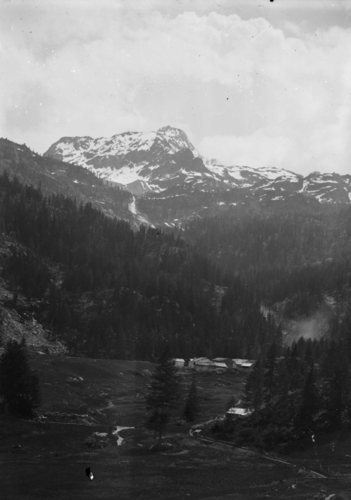 Savoie, col du Petit Saint Bernard