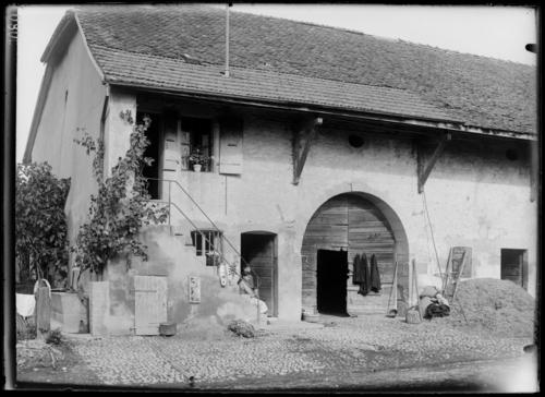 Bernex, Sézenove: maison rurale