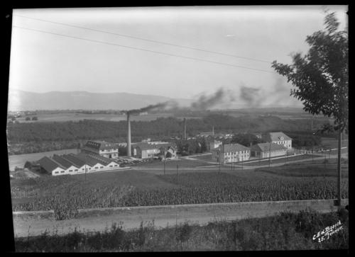 Vernier, Canada: usine Givaudan