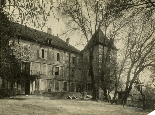Dardagny, château