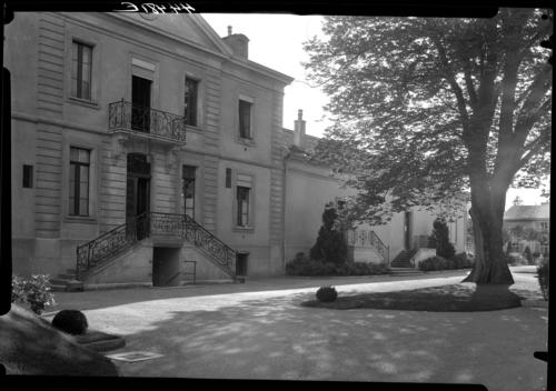 Genève, rue des Délices: musée Voltaire