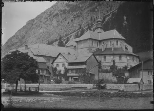 Haute-Savoie, Abondance: abbaye