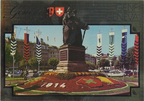 Genève, monument National