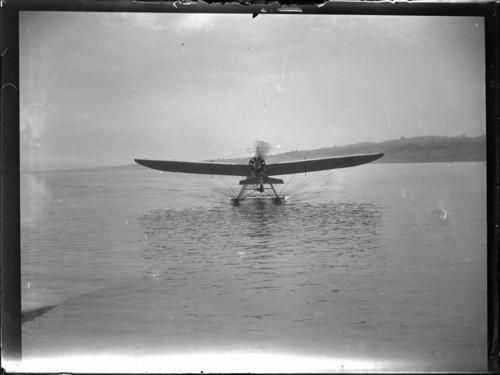 Léman: hydroaéroplane