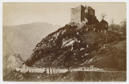 Haute-Savoie, Clarafond-Arcine: château d'Arcine