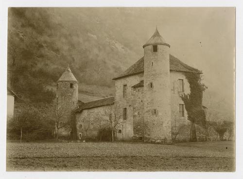 Haute-Savoie, Etrembières: château