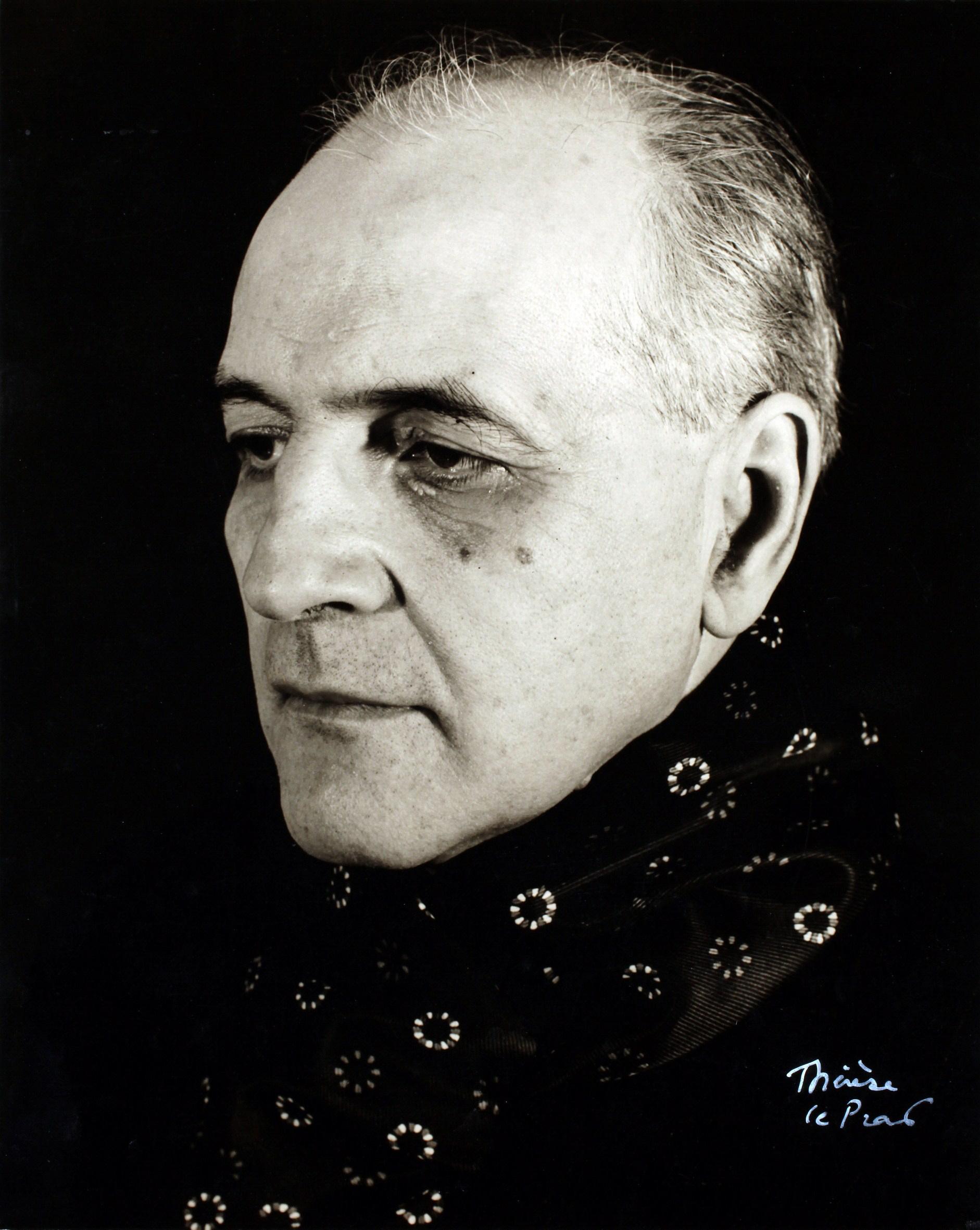 Portrait de Georges Cattaui