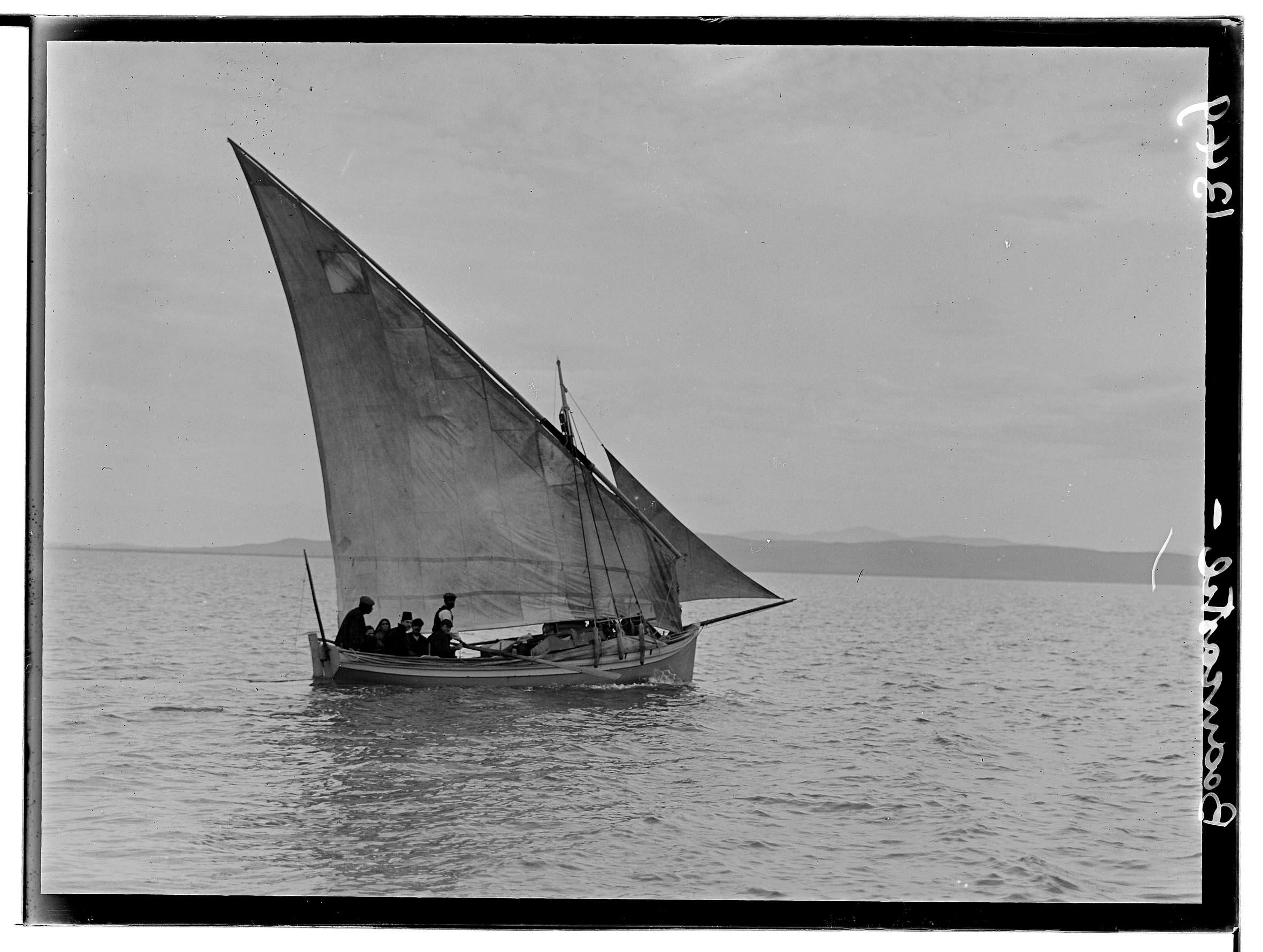 Tunis, bateau