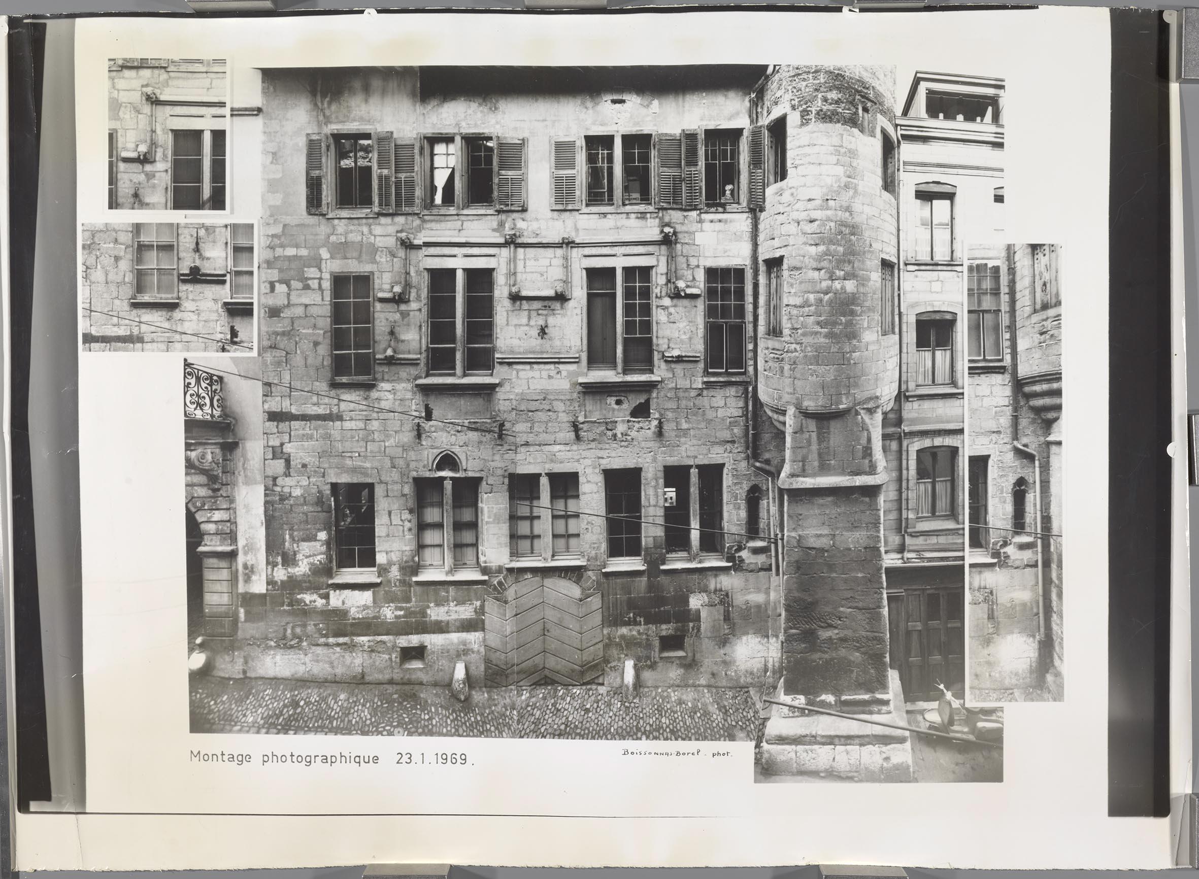 Genève, maison Tavel